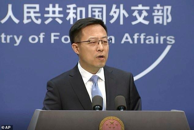 چین به ائتلاف پنج چشم هشدار داد: مراقب باشید کور نشوید!