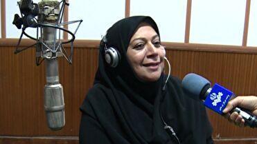خبرنگاران گوینده با سابقه رادیو کرمان بر اثر کرونا درگذشت