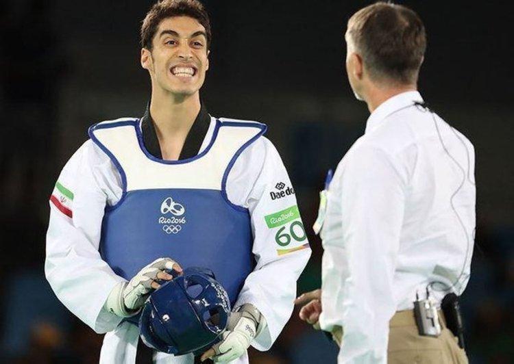 ورزشکار مهاجرت نموده ایرانی قهرمان اروپا شد!