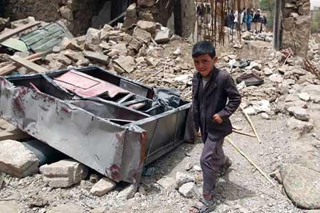 254 بار نقض توافق آتش بس الحدیده در 24 ساعت