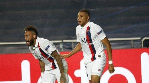 پیروزی پر گل PSG در لیگ فرانسه