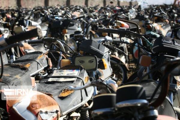 خبرنگاران تمدید اجرای طرح ترخیص موتورسیکلت های رسوبی تا خاتمه بهمن ماه