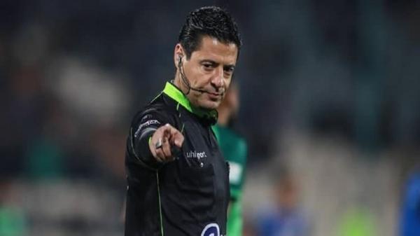 فغانی در بین بهترین داوران دهه اخیر فوتبال دنیا