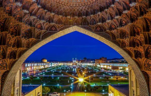 نیویورک تایمز: اصفهان یکی از 52 مقصد گردشگری زیبا در دنیاست