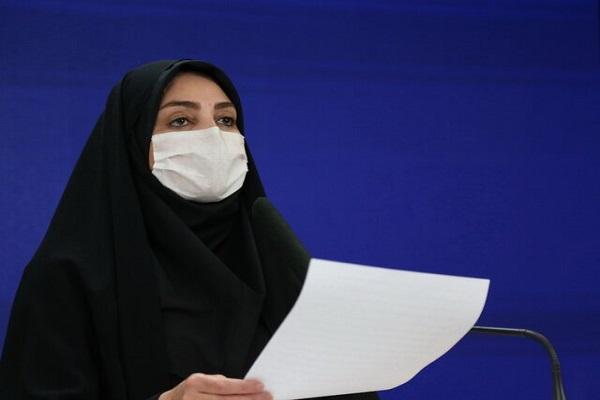 هشدار سخنگوی وزارت بهداشت به فرایند نزولی ابتلا به کرونا