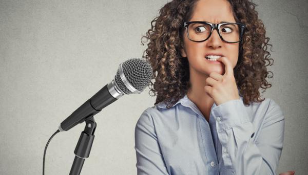 ترس از سخنرانی چیست و چگونه می توان سخنران خوبی بود؟