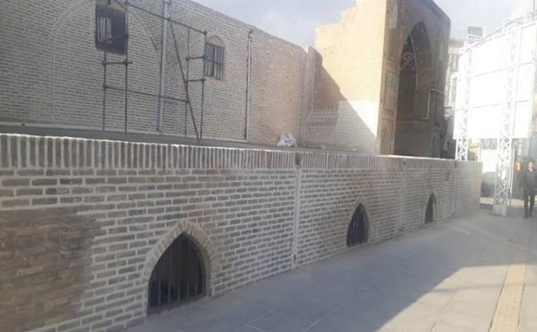 سرانجام فرایند پاکسازی و بازسازی مسجد انقلاب ساوه
