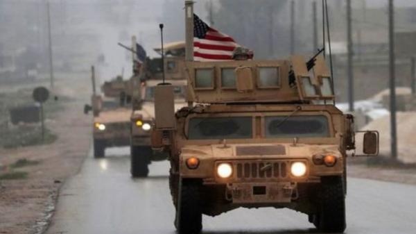 حمله به کاروان لجستیک آمریکا در بغداد
