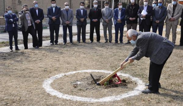 عملیات عمرانی ساختمان موزه و پژوهش سرای دانشگاه فرهنگیان مشهد شروع شد خبرنگاران