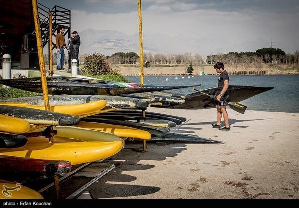 رقیب نصیری در انتخابی روئینگ معین شد، تکلیف قایق دو نفره زنان امروز معین می گردد
