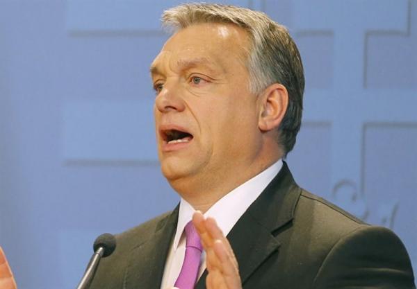 خروج حزب نخست وزیر مجارستان از بزرگترین فراکسیون مجلس اروپا