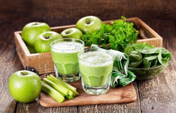 5 نوشیدنی سبز برای کاهش وزن