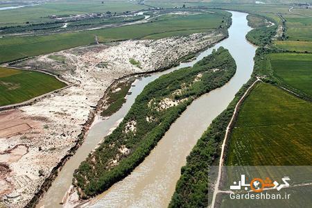 رود ارس؛ جاذبه گردشگری زیبای آذربایجان شرقی