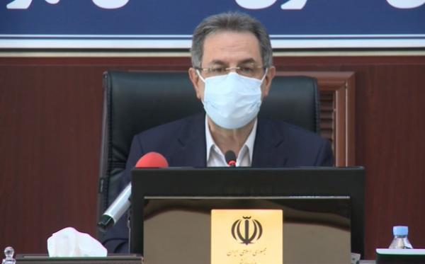 استاندار تهران: ظرفیت بیمارستانی تهران تکمیل شده است