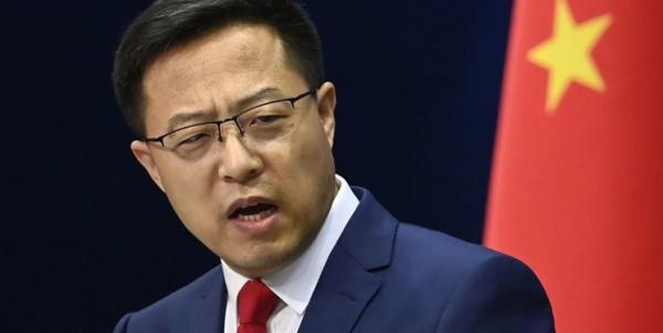 پکن: آمریکا از بازی با آتش در موضوع تایوان خودداری کند