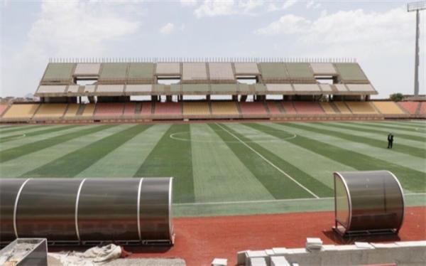 استادیوم محل برگزاری دو بازی لیگ یک معین شد