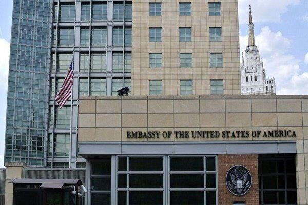 سطح خدمات کنسولی آمریکا با روسیه کاهش یافت