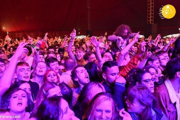 (تصاویر) کنسرت موسیقی آزمایشی در لیورپول