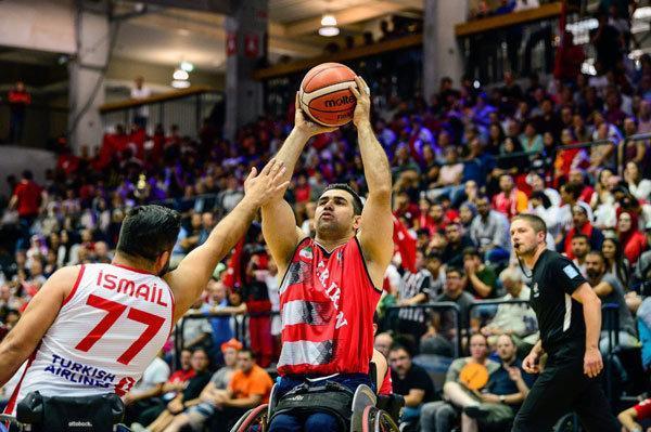 حریفان بسکتبال باویلچر ایران در پارالمپیک توکیو معین شدند
