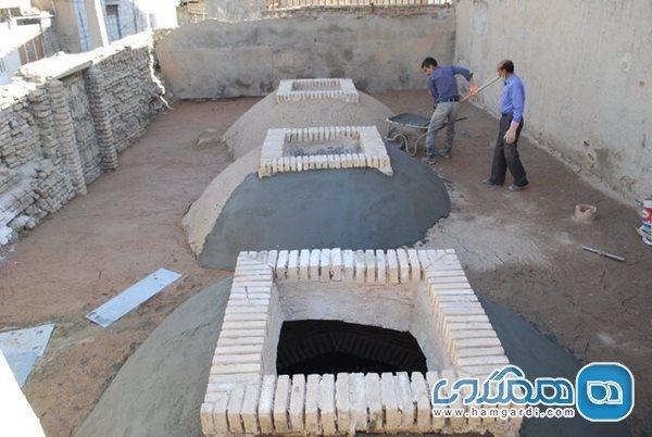 سرانجام بازسازی آب انبار مسجد میر بروجرد