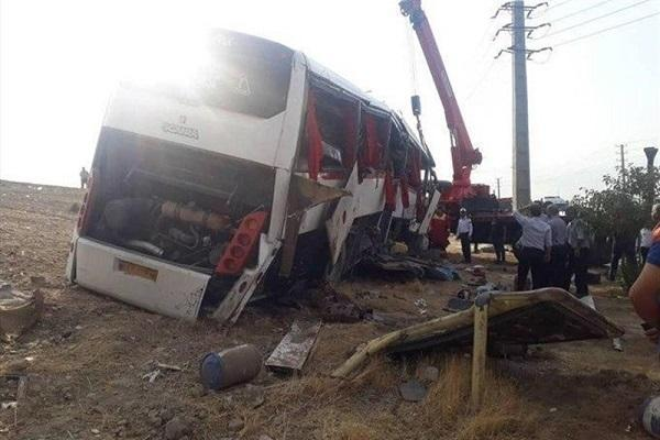 پلیس دیدگاه خودش را درباره حادثه اتوبوس خبرنگاران اعلام کرده، نظر نهایی را قاضی می دهد