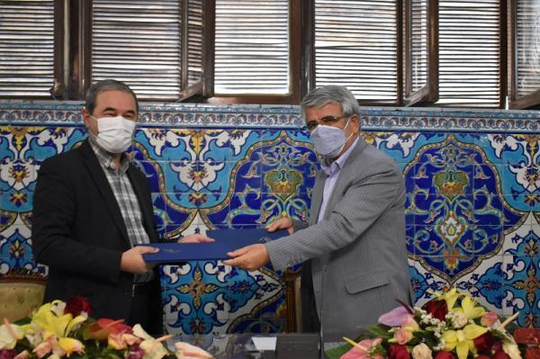 دانشگاه شهید بهشتی و فرهنگستان هنر تفاهم نامه همکاری امضاء کردند