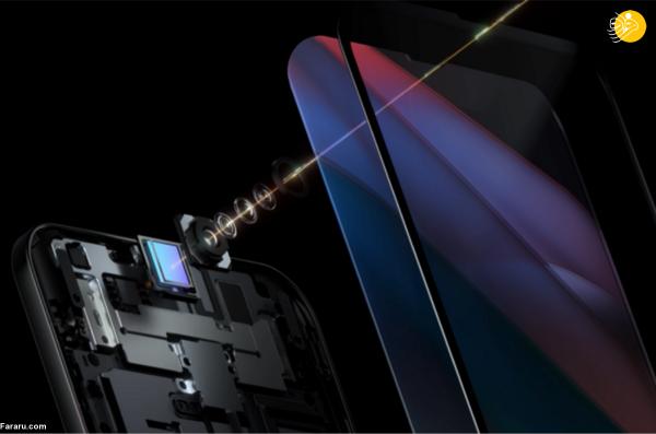 رونمایی اوپو از نسل آینده دوربین های زیر نمایشگر