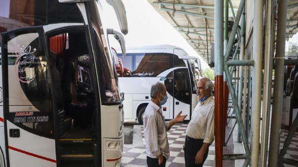 پایانه های مسافربری سیستان وبلوچستان با رعایت موارد بهداشتی فعال هستند