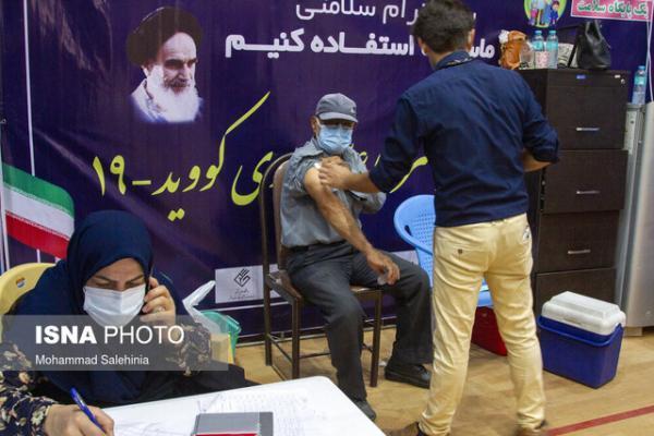 واکسیناسیون 45 درصد جمعیت بالای 18 سال در بوشهر